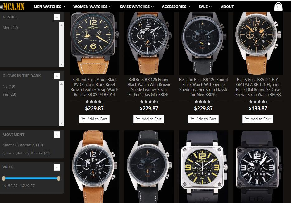 replica bell&ross watches sale us