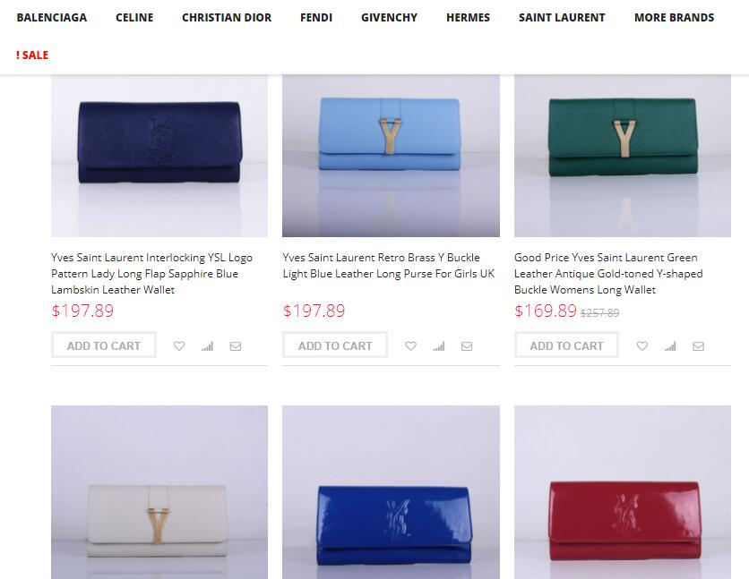replica saint laurent wallets on vitapress.by