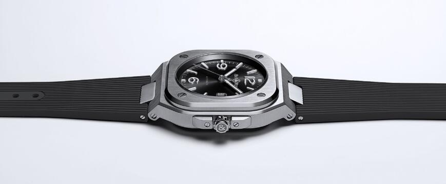 Bell&Ross Br05 watch finish